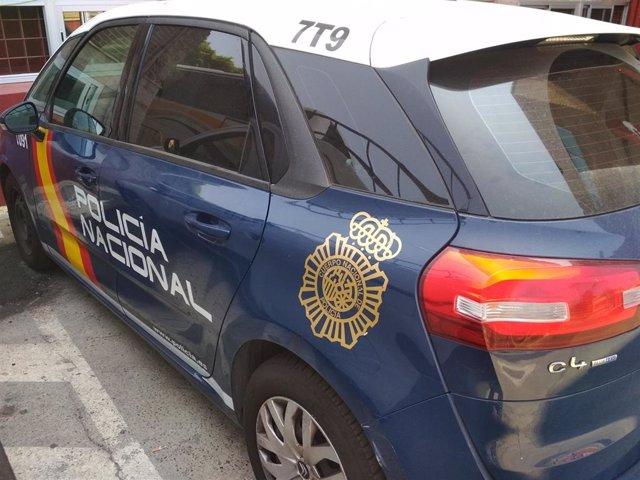"""[Grupoalmeria] Nota De Prensa E Imágenes: """"La Policía Nacional Detiene En El Eji"""