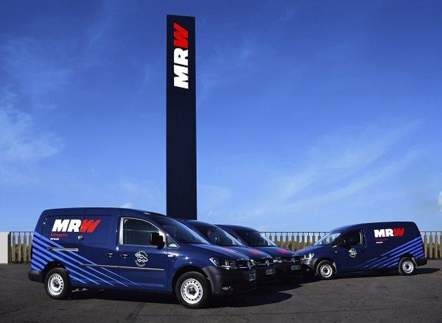 Vehicles de MRW de la marca Volkswagen