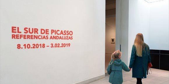 6. El Museo Picasso Málaga propone una jornada de actividades para despedir su 15 aniversario