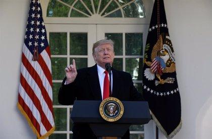 """Trump anuncia el envío de más tropas a la frontera con México para frenar """"la invasión de ilegales"""""""