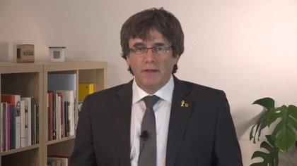 Puigdemont té una proposta per anar en una llista unitària a les europees