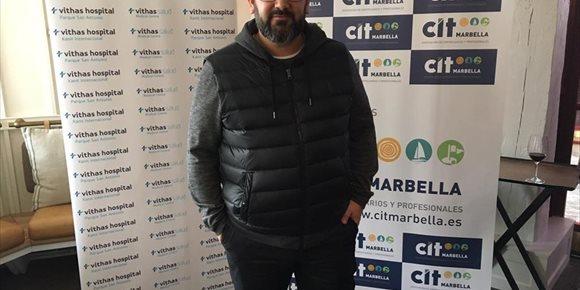 1. Dani García destaca la grabación de un programa de televisión y la apertura de un restaurante especializado en carne