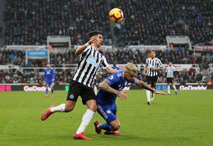 El Newcastle ficha al delantero paraguayo Almirón hasta junio 2024