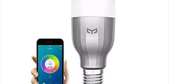 2. Las bombillas inteligentes de Xiaomi y otras dos marcas exponen la clave de la red WiFi al desecharse
