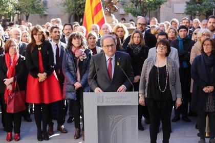 Torra traspassarà aquest dilluns a Armengol la presidència de l'Euroregió Pirineus Mediterrània