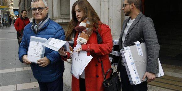1. Europa Press y 'Diario de Mallorca' amplían su querella contra el fiscal Anticorrupción Juan Carrau