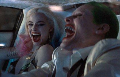 Guiño a Joker en las nuevas fotos de Harley Quinn en Birds of Prey