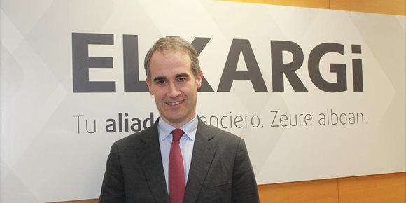 7. El Consejo de Administración de Elkargi nombra a Zenón Vázquez Irizar futuro director general de la SGR