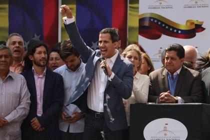 Guaidó denuncia que las fuerzas especiales de la Policía venezolana han ido a su casa