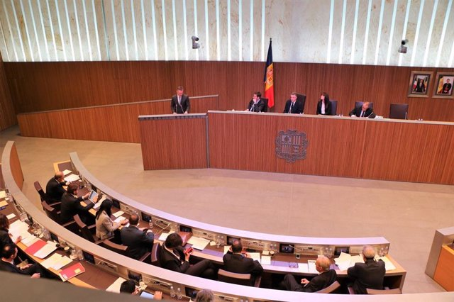 Consell General d'Andorra
