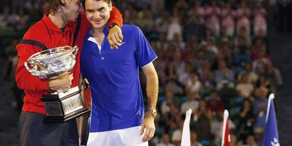 5. Nadal, tenista total y angustia de Federer en la final de Australia 2009