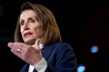 Pelosi subraya que no habrá dinero para el muro en el proyecto de acuerdo sobre financiación del Gobierno de EEUU