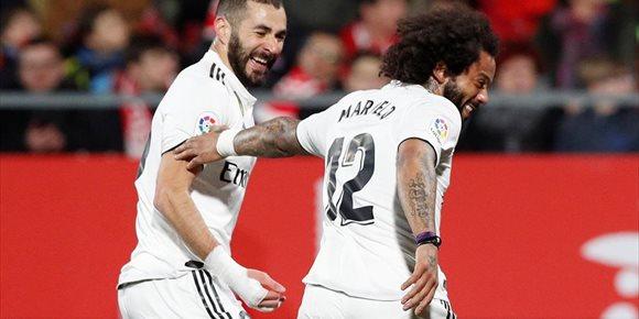 6. Benzema lleva al Madrid a semifinales cinco años después