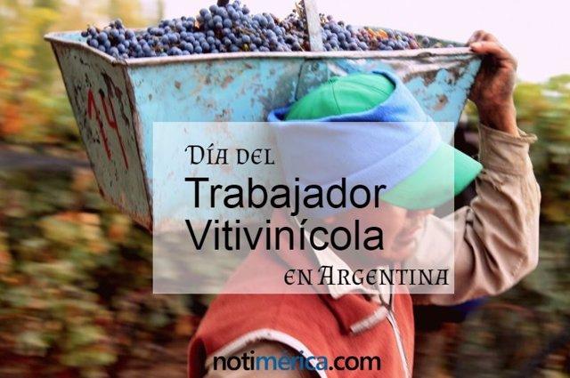 Trabajador Vitivinícola