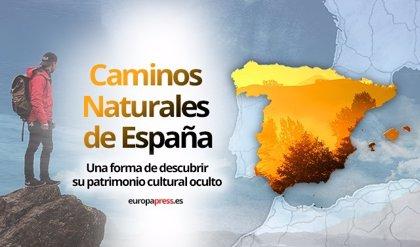 Caminos Naturales de España: una buena forma de descubrir el país a través de la naturaleza  y su patrimonio más oculto