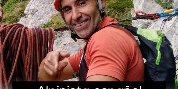 8. El alpinista de Illescas accidentado en Patagonia está intubado y ya puede ser trasladado