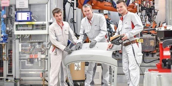 3. Audi ahorró casi 110 millones de euros en 2018 al implementar sugerencias de mejora de sus empleados