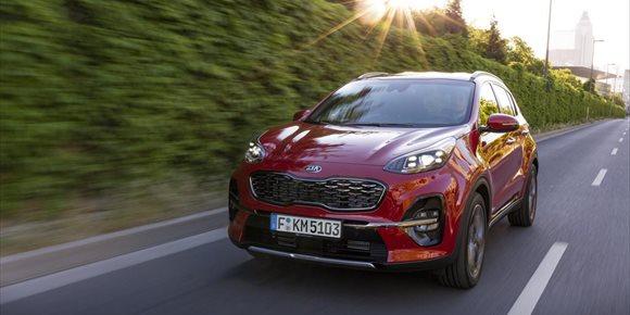 5. Kia aumenta un 1,2% sus ventas mundiales en enero, hasta casi 210.000 vehículos