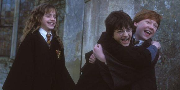8. Todas las películas de Harry Potter ya están en Netflix y los muggles enloquecen y amenazan con un gran maratón