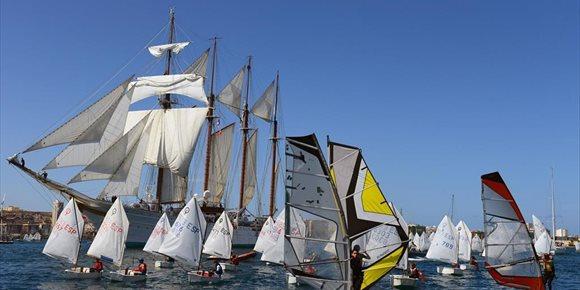 6. El buque escuela 'Juan Sebastián Elcano' visitará La Graciosa el 7 de noviembre