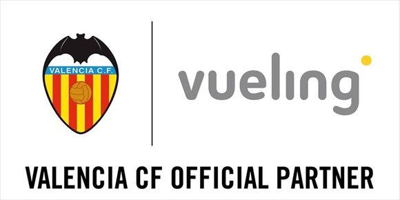 10. Vueling se convierte en nuevo patrocinador del Valencia C.F. para la temporada 2018-2019