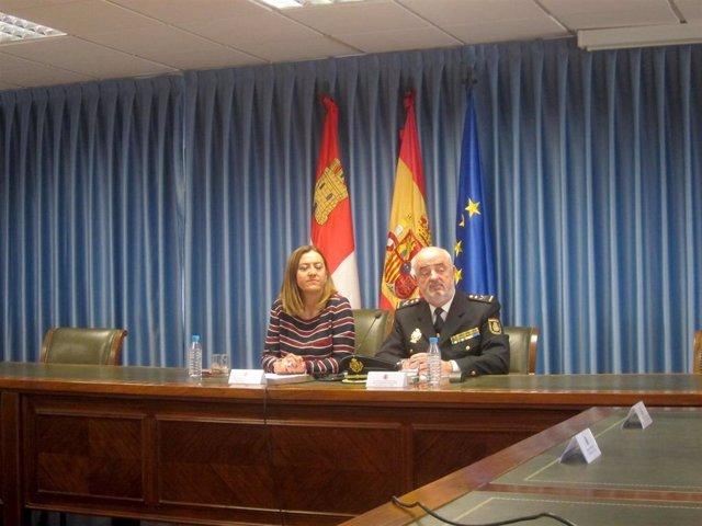 Barcones y Zurita informan de la 'Operación Ignis'.