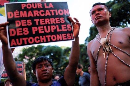 La comunidad indígena se revela contra las nuevas medidas del Gobierno brasileño