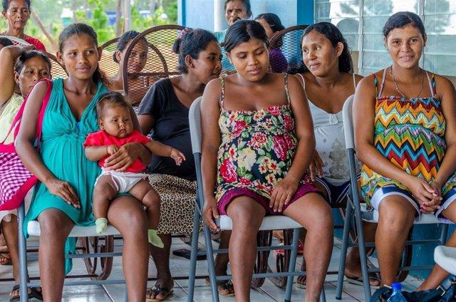 Nicaragua embarazo adolescente