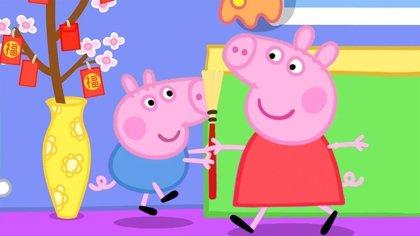 Llega el año del cerdo... y Peppa Pig arrasa en China