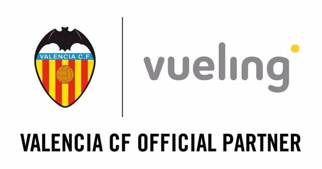 Vueling es converteix en nou patrocinador del Valncia CF
