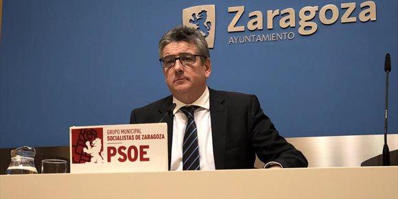 6. El PSOE en el Ayuntamiento de Zaragoza indica que se pueden obtener 13,7 millones de euros para entidades sociales