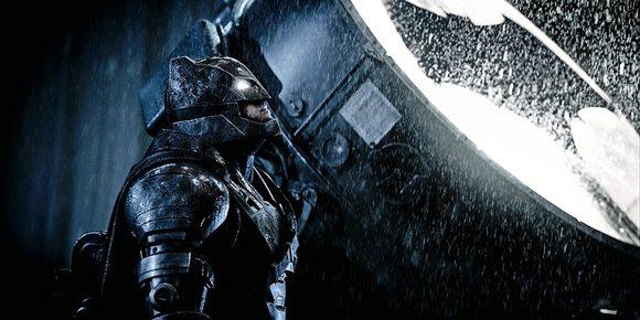 3. El nuevo Batman será un actor joven y conocido