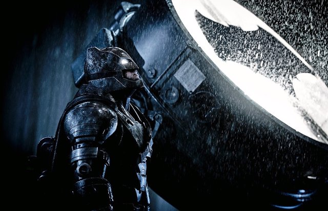 Batman en Batman v Superman