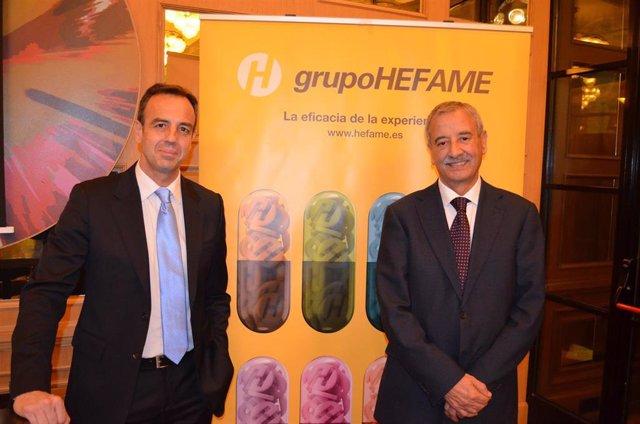 Presentación resultados económicos preliminares de Grupo Hefame