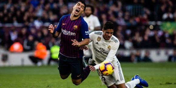 3. Barça y Real Madrid se enfrentarán en un doble Clásico copero