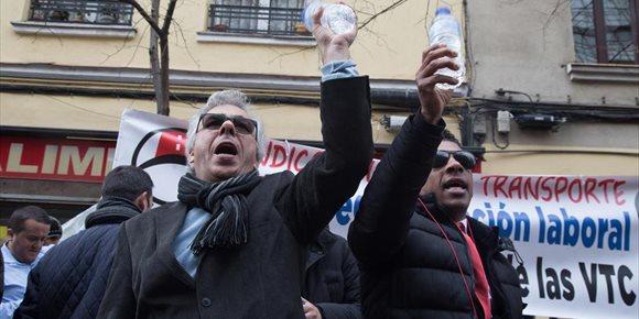 9. La Audiencia Provincial de Madrid tumba una demanda del taxi contra Cabify por competencia desleal