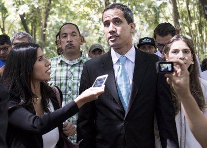 """Guaidó invita a México y Uruguay a ponerse """"del lado correcto de la historia"""" y abandonar su neutralidad"""