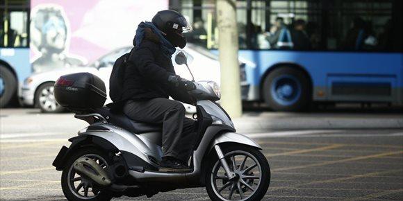8. Las ventas de motocicletas suben un 3,5% en enero y las de ciclomotores, un 57,7%