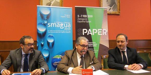 3. SMAGUA reúne 625 marcas en Feria Zaragoza del 5 al 7 de febrero, un 25% más que la anterior edición