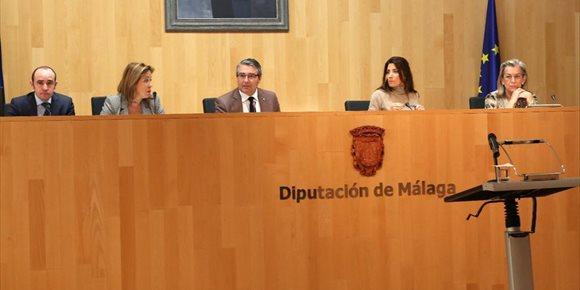 8. Francisco Salado asume este sábado la Presidencia de la Diputación de Málaga en sustitución de Bendodo