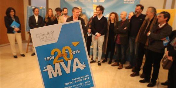 7. El centro cultural MVA celebra veinte años con más de cien actividades para el primer semestre del año