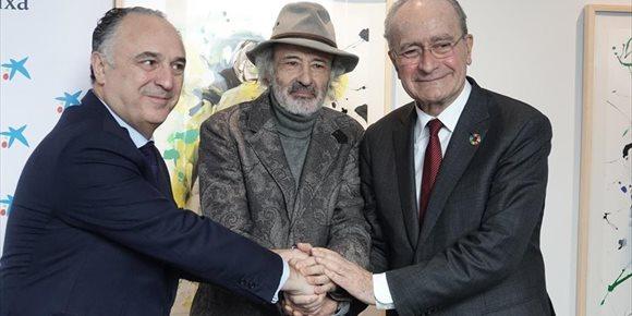 4. El Ayuntamiento de Málaga y La Caixa se incorporan al programa de inclusión social del Museum Jorge Rando