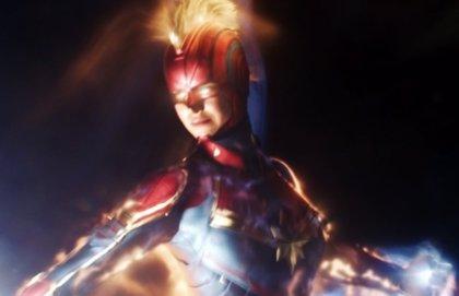 """Primeras y entusiastas reacciones a Capitana Marvel: """"Esto es poder femenino"""""""