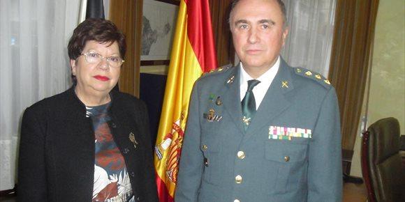 3. El coronel Gabriel Domínguez toma el mando de la Comandancia de la Guardia Civil de Ceuta