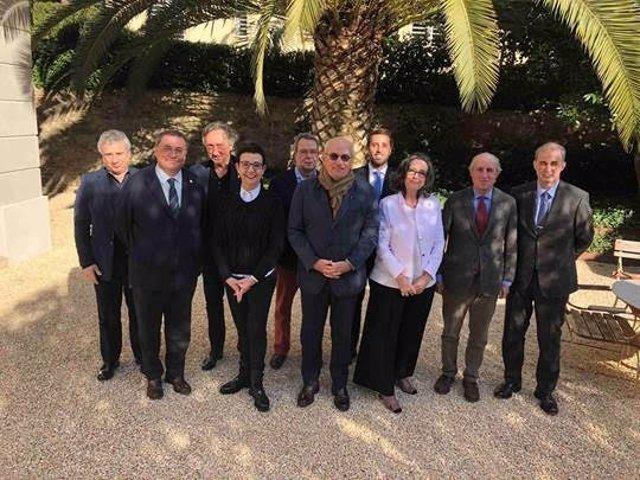 Q.Vila, R.Agenjo, A.Carulla, C.Ruscalleda, A.Jaumandreu, C.Vilarrubí, À.Sanclime