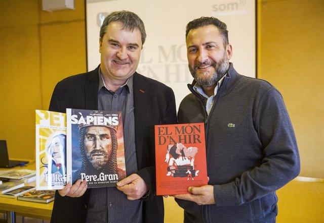 Jordi Creus i Toni Soler
