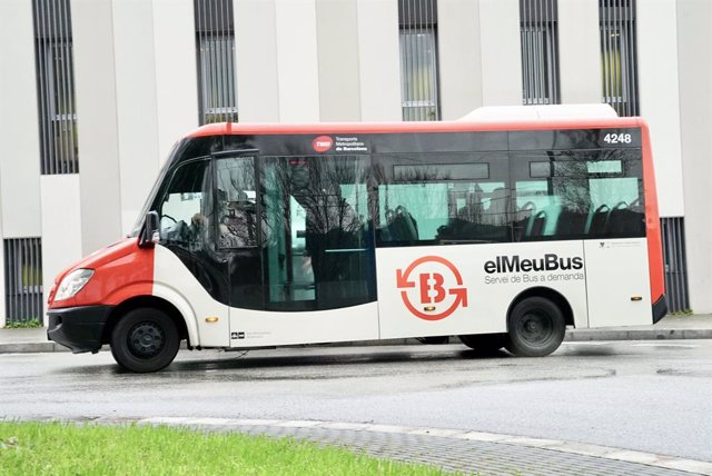 El Meu Bus, el nou autobús a demanda de Nou Barris