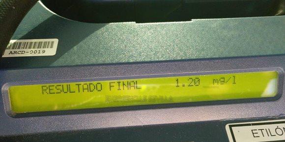 8. Registrados dos accidentes en Sevilla capital en los que las conductoras cuadruplican la tasa de alcohol