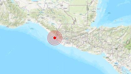 Un sismo de 6,6 grados sacude el sur de México