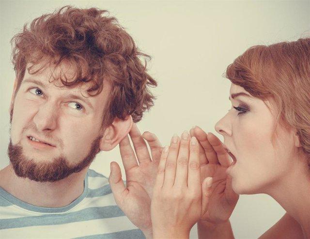 Pérdida de audición, pareja